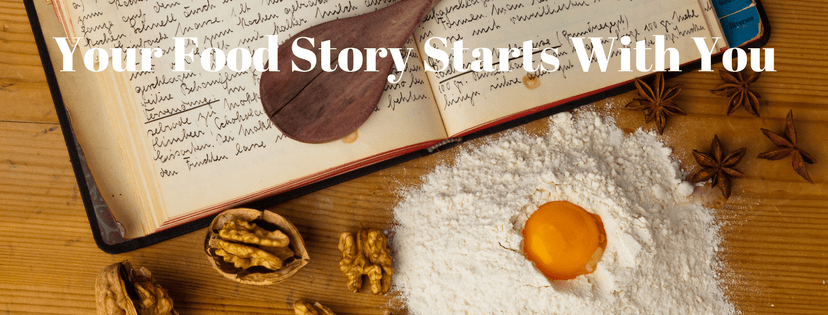 The Rise of the Food Storytelling