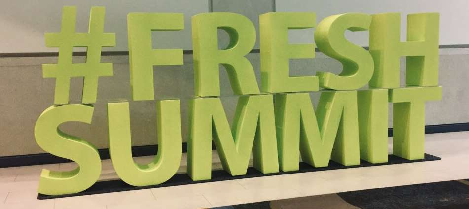 Welcome to the Jungle: My First PMA Fresh Summit