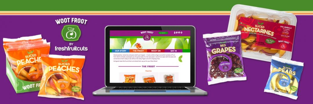 Woot Froot: Logo, Packaging and Website