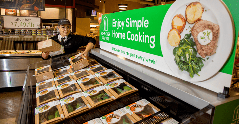 Retailers Jump onto the Meal Kit Bandwagon